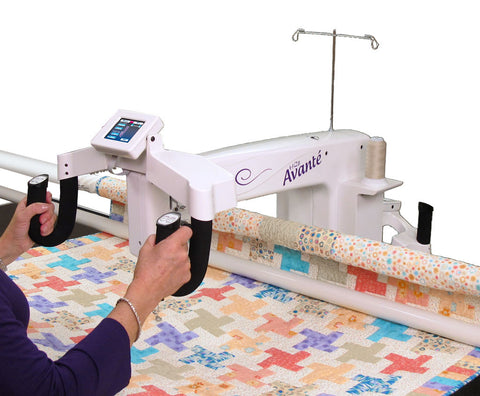 Handi Quilter Hands-on Quilting Event