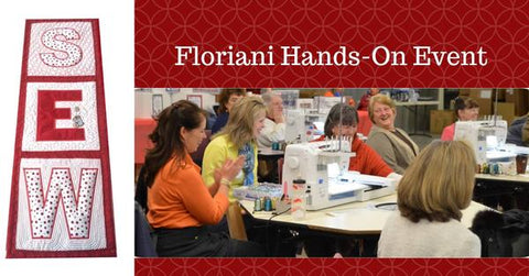 2018 Floriani Hands-On Event