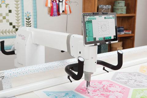 Handi Quilter Hands-On Quilting Event June 2018