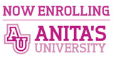 Encore Presentation of Anita's University 101 - Corona
