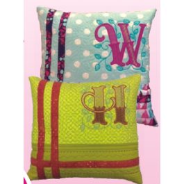 Pillow Talk - Sewing, Quilting & Embroidery