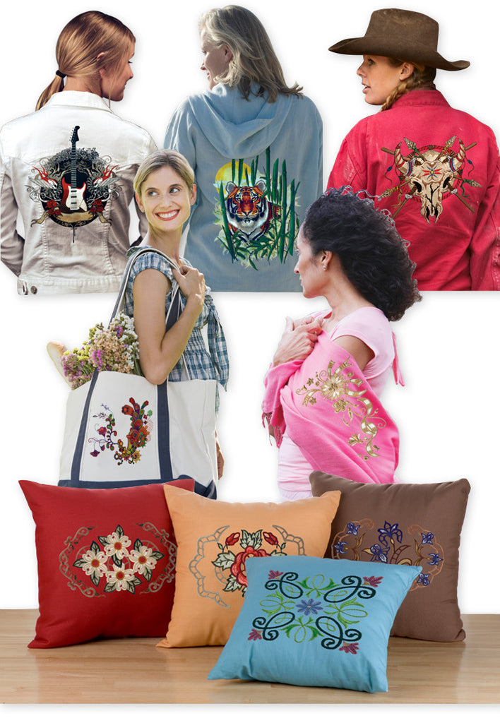 Turn Your Embroidery Passion Into Profit June 2019