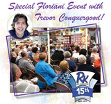 Special Floriani VIP Event with Trevor Conquergood