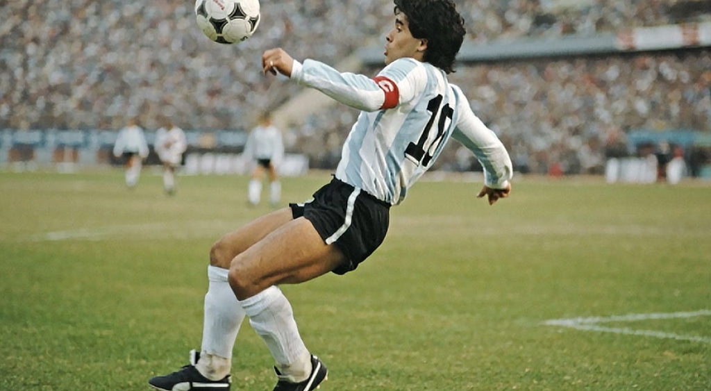 Angels and Demons – Diego Maradona
