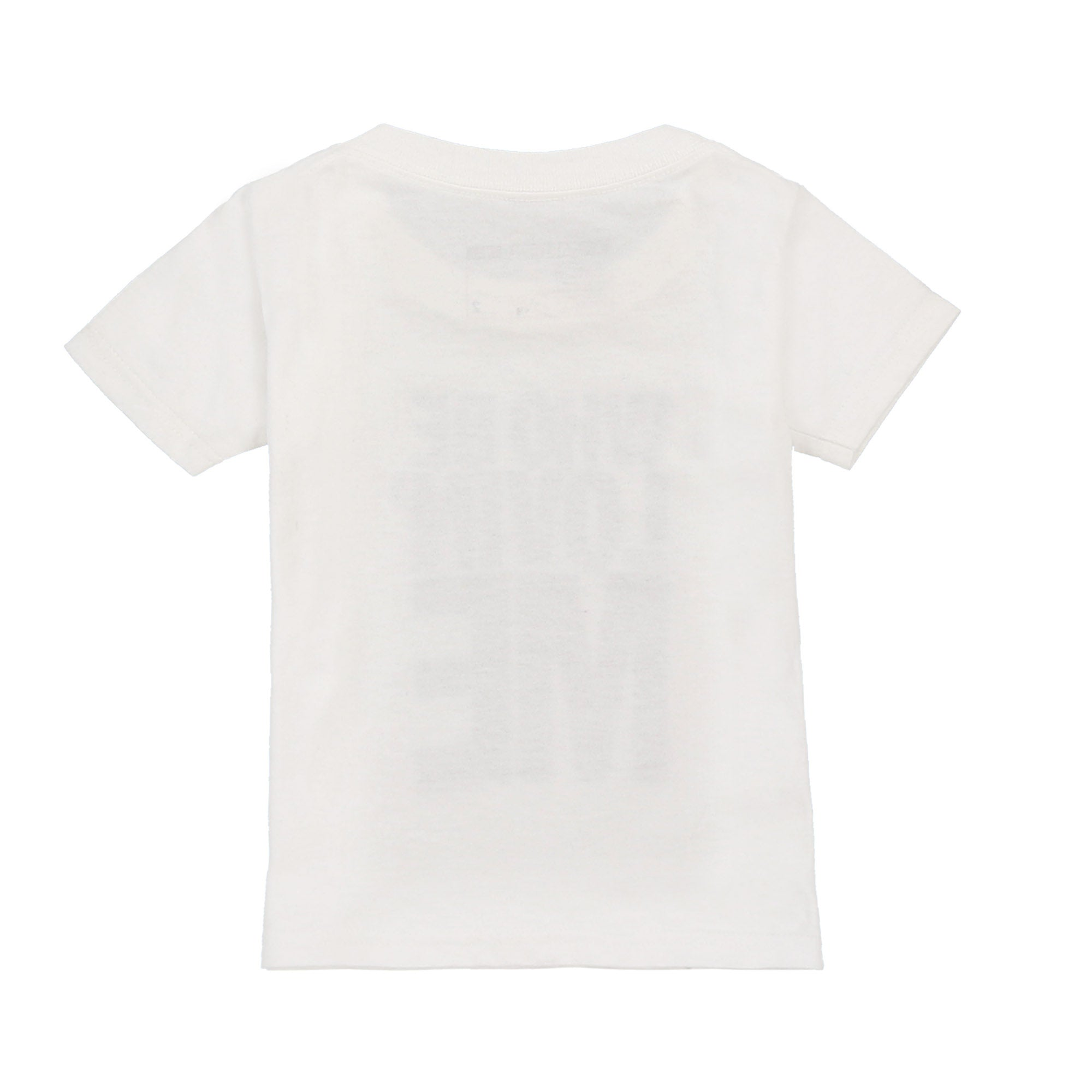 Who Be Lovin Me Baby Tee (White)