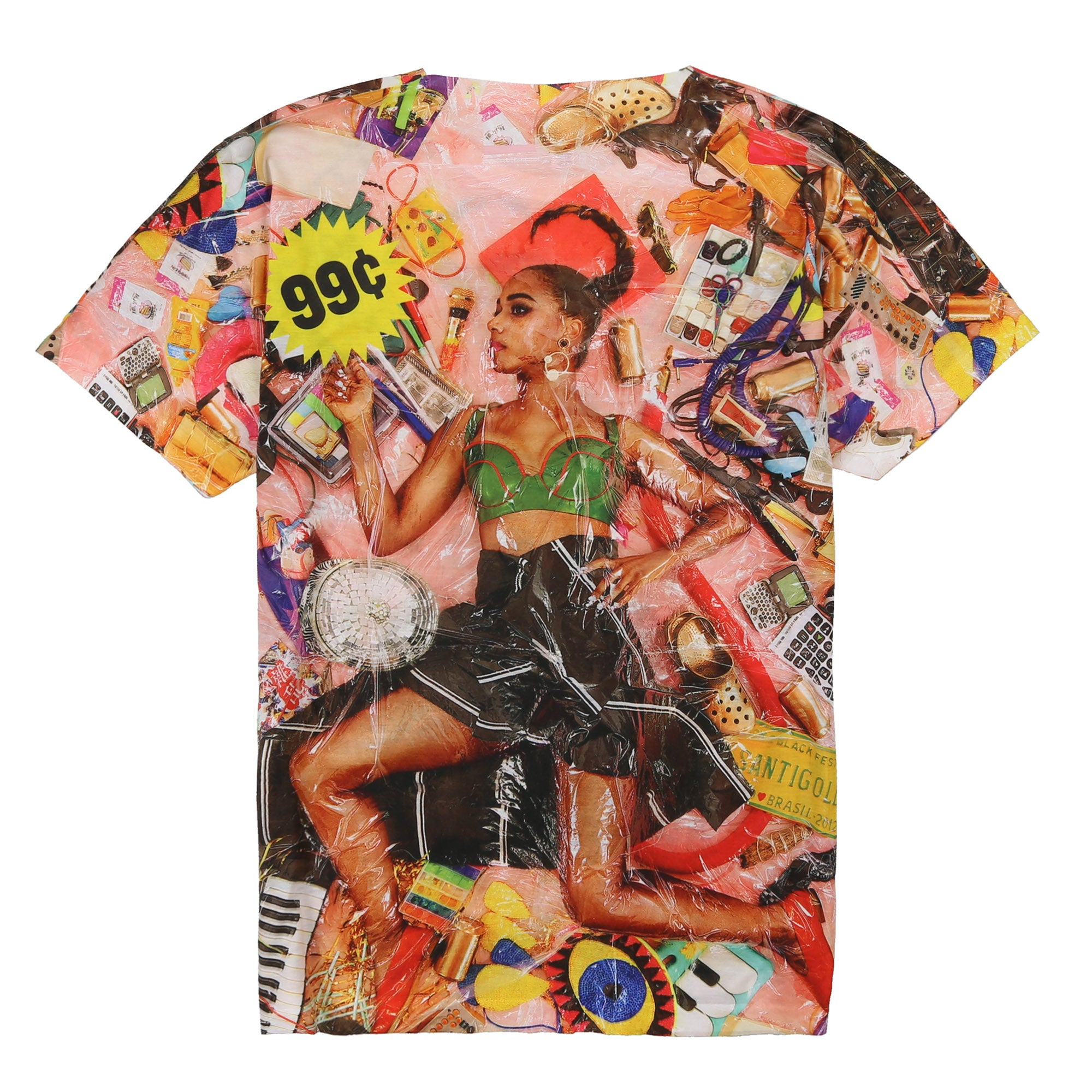 Can't Get Enough of Myself Sublimated Tee