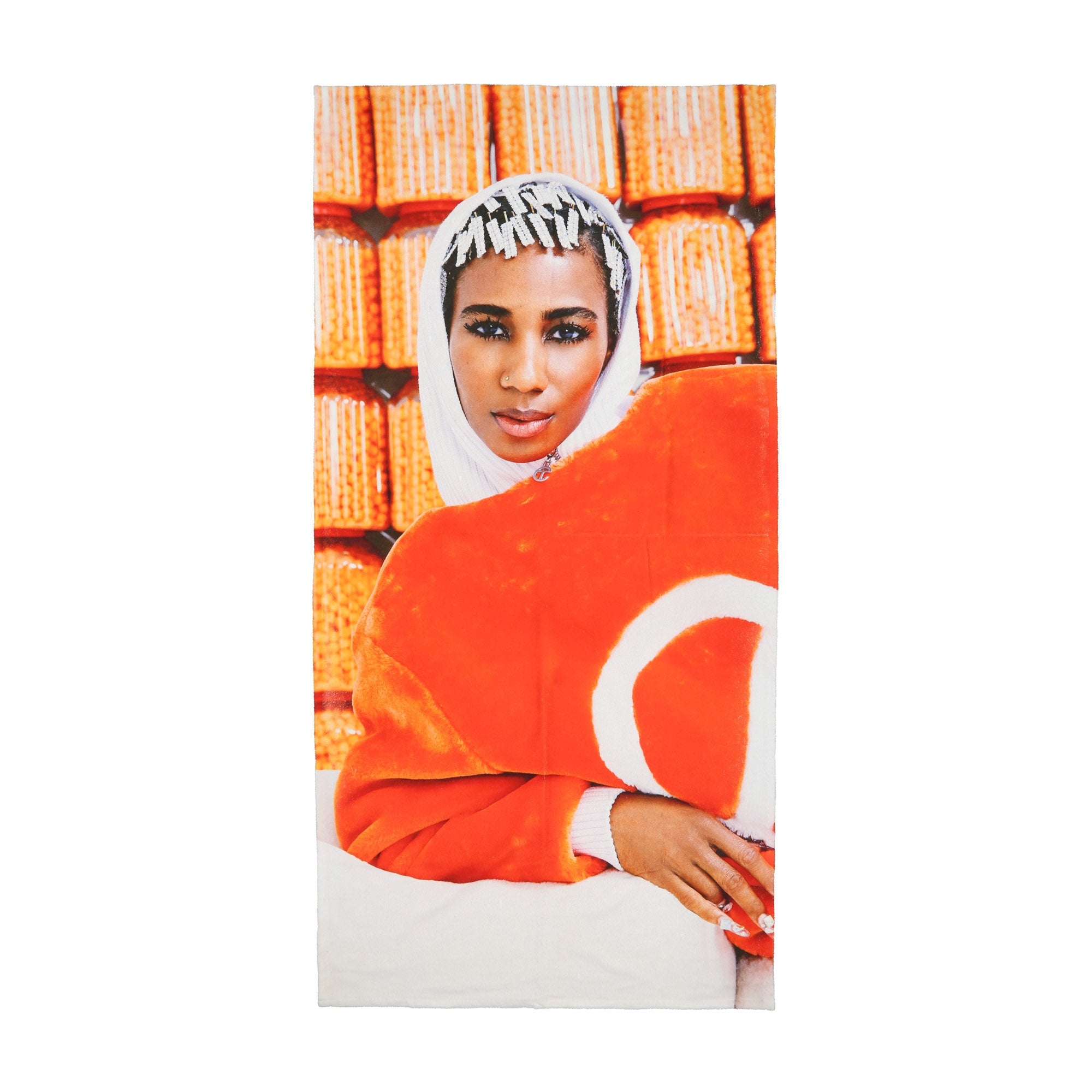 Santigold Beach Towel