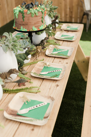 Succulent table design