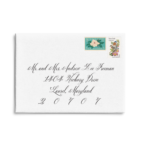 Bell Script // Envelope Addressing