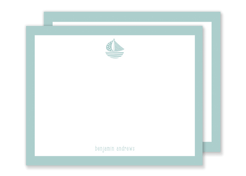 Benjamin Boat Flat Notes