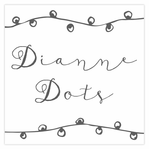 Dianne Dot Calling Card