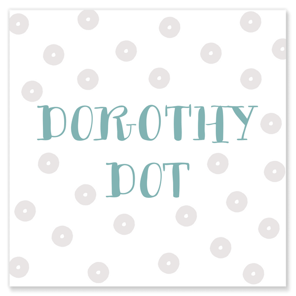 Dorothy Dot Calling Cards