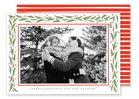 Graham Garland Christmas Card