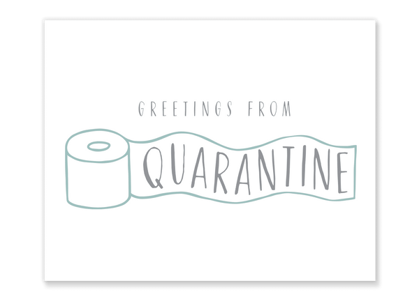 Greetings from Quarantine // Free Download