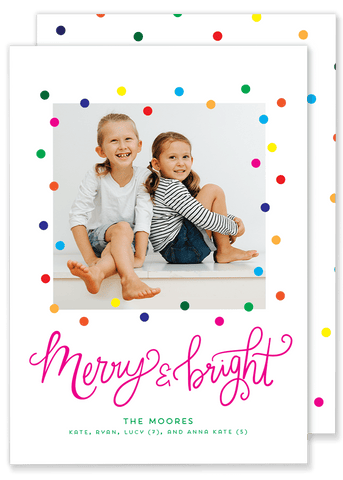 Moore Merry Christmas Card
