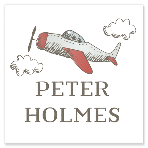 Peter Plane Calling Cards