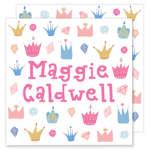 Princess Calling Cards