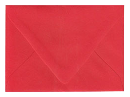 Bright Red Envelopes