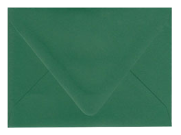 Lockwood Green Envelopes