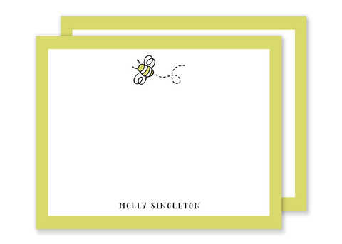 Busy Bee Flat Notes