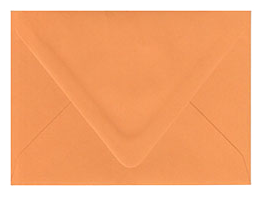 Orange Fizz Envelopes