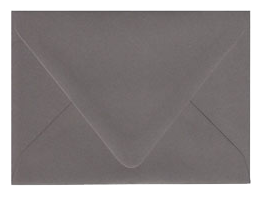 Shadow Grey Envelopes