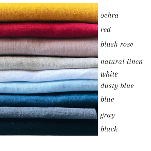 linen colours www.patisproject.com