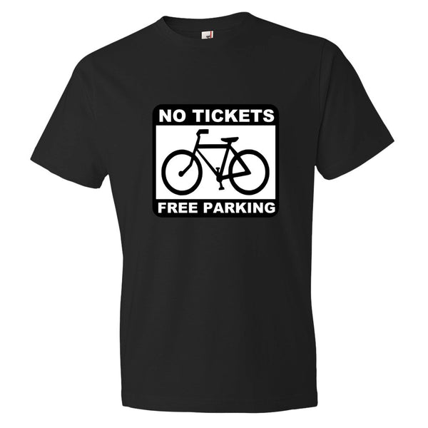 No Tickets Free Parking Men's Short sleeve t-shirt