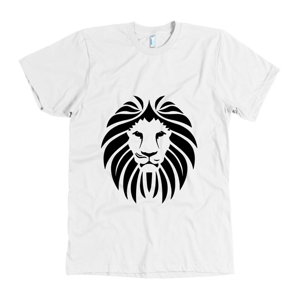 Lion Graphic AA Short Sleeves Men's Tee-Shirt