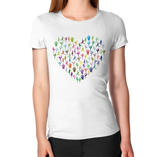 Women's T-Shirt White frivolista