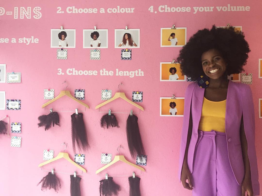 Big Hair No Care - Freddie Harrel brings Black Girl Magic to Brixton
