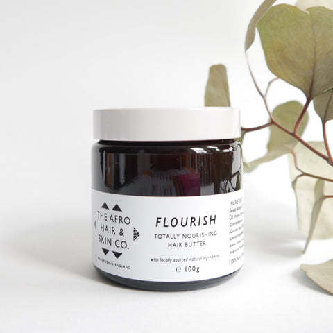 PRE-ORDER FLOURISH - Totally Nourishing Hair Butter, 100g