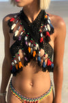 Tassel Body Harness