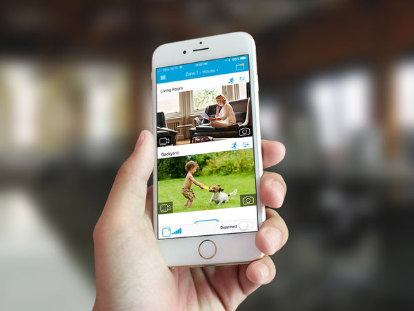 Wireless Home Security System Blink Add On Camera Blink