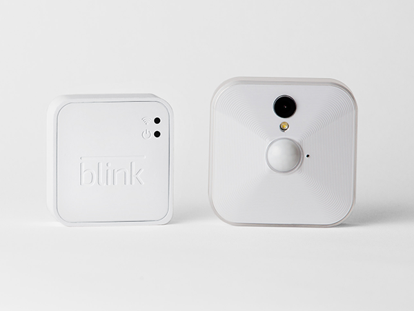 Wireless Home Security Three Camera Security System Blink