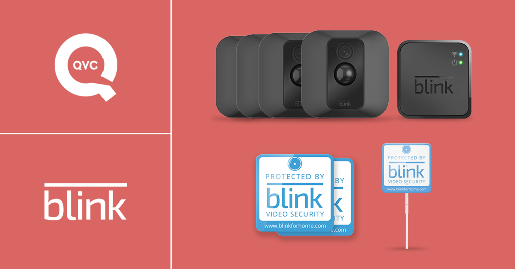 Check Out Blink on QVC February 22nd – Special Offer All Day Long