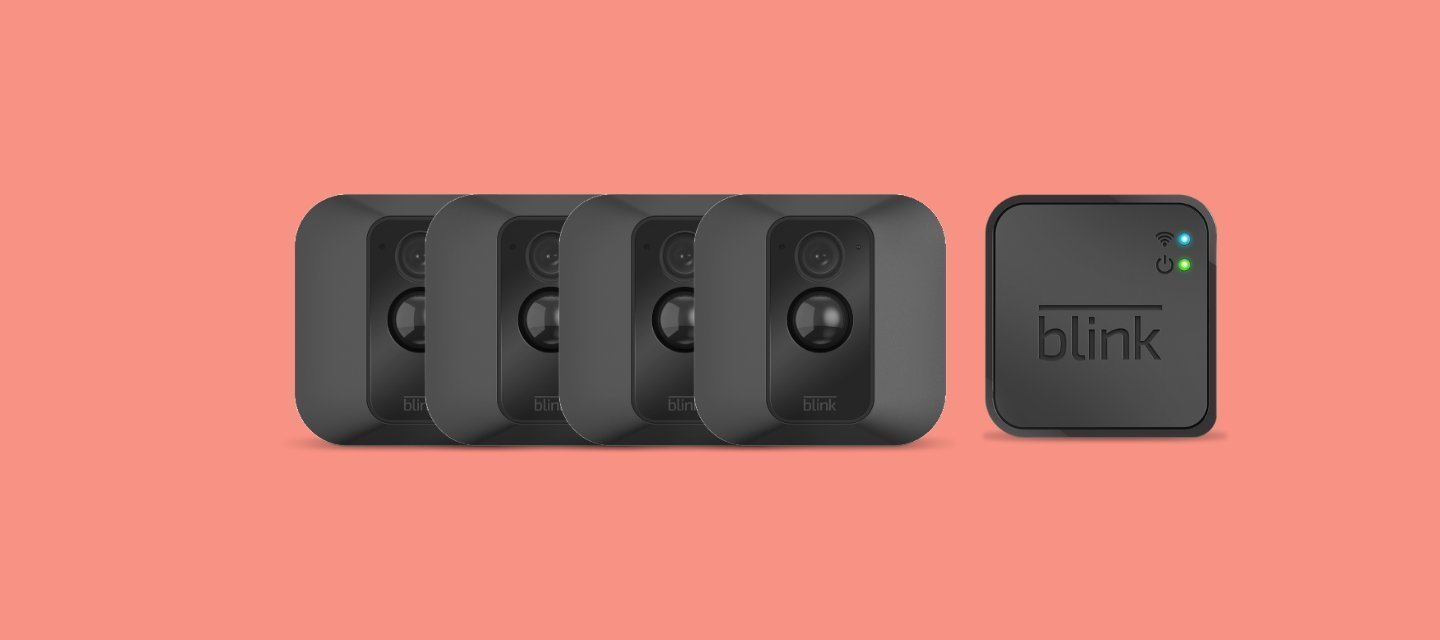 INTRODUCING THE BLINK VIDEO DOORBELL