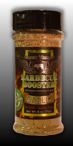 Garlic Barbecue Booster