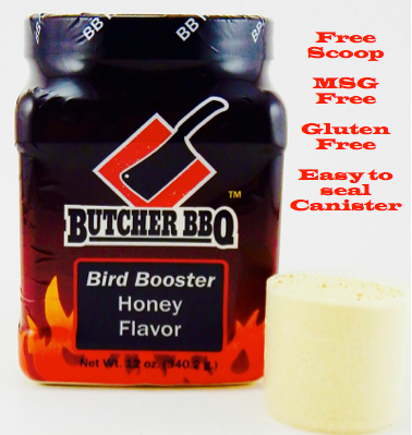 Bird Booster Honey