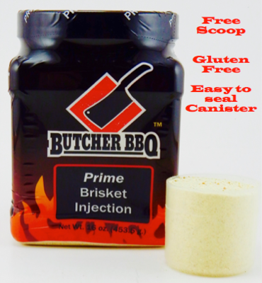 Butcher BBQ Prime Injection