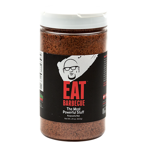 Eat Barbecue The Most Powerful Stuff 29oz