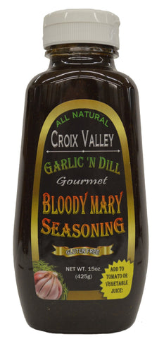 Croix Valley Garlic 'n Dill Bloody Mary Seasoning