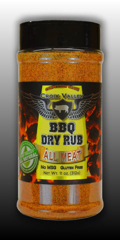 Croix Valley All Meat BBQ Rub
