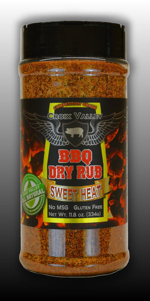 Croix Valley Sweet Heat BBQ Dry Rub