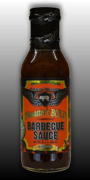 Croix Valley Pitmaster's Bold Competition BBQ Sauce