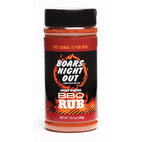 Boar's Night Out BBQ Rub