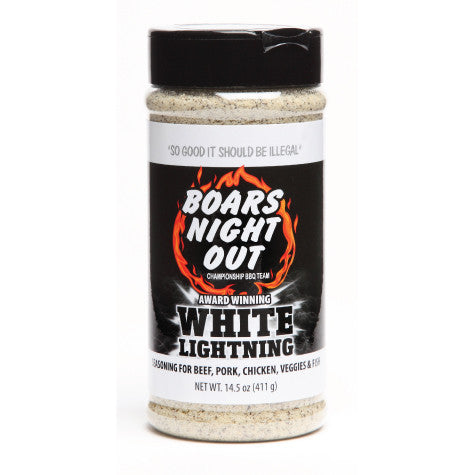 Boar's Night Out White Lightning