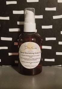 Sanai Nourishing Scalp Oil