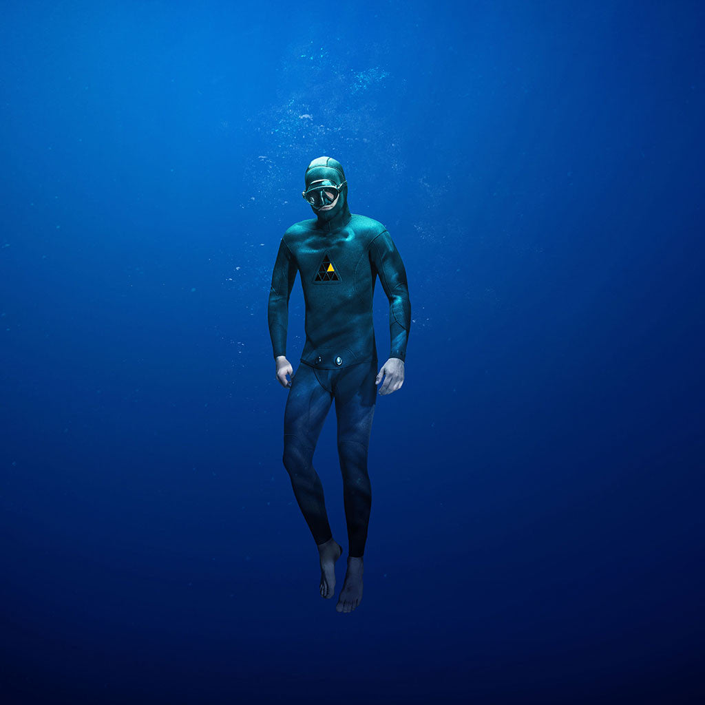 Ninepin Freediving and Spearfishing Wetsuit
