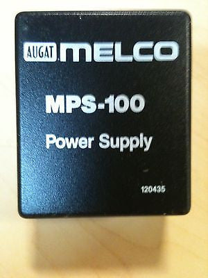 Augat Melco Power Supply 13992 MPS-100